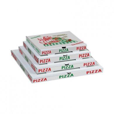 6a7030cfe57867 Boîtes pizza hauteur 3,5 cm format 26x26cm ou 33x33cm F100226218