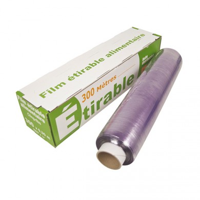 FILM ETIRABLE PVC 300 X 0.30M