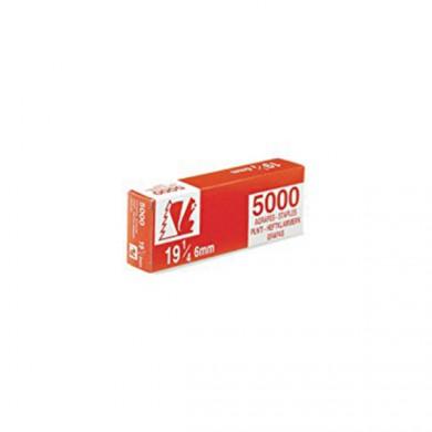 AGRAFE POUR P3 6MM 1/4 (5000)