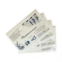 POCHETTE POISSONS 250X250MM (PAR 1000)