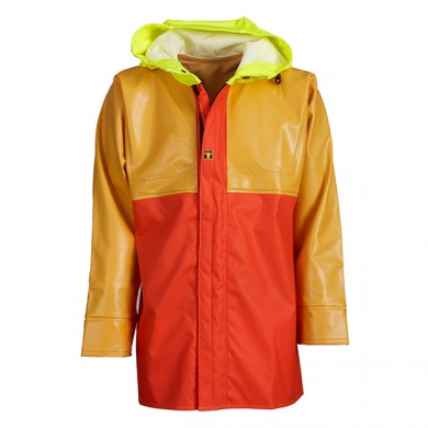 VESTE ISOPRO ORANGE