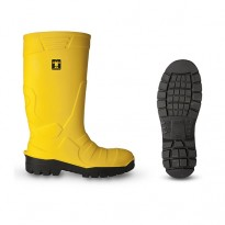 BOTTE GC SAFETY JAUNE